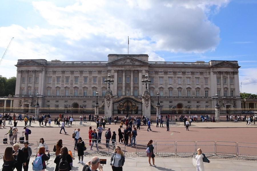 london city pass Buckingham Palace