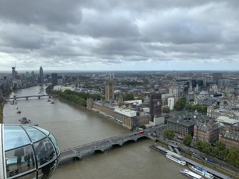 english heritage pass London Eye