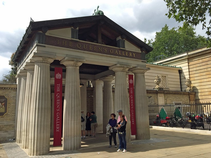 london city pass Queen's Gallery