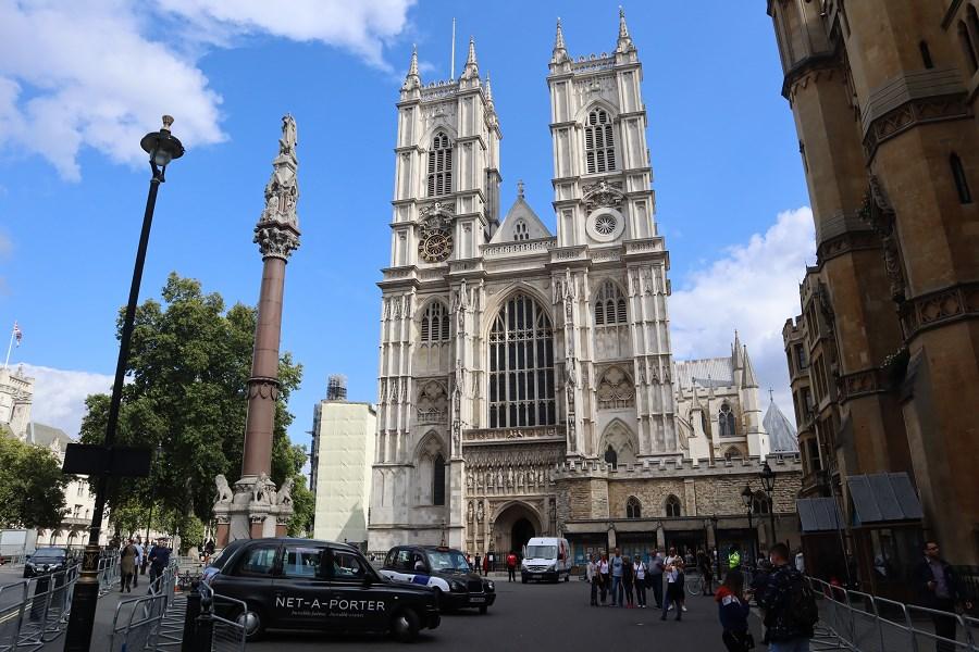 london explorer pass Westminster Abbey