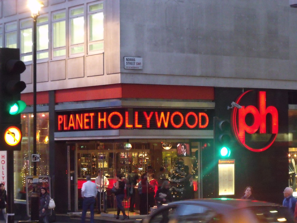 london nightlife pass Planet Hollywood