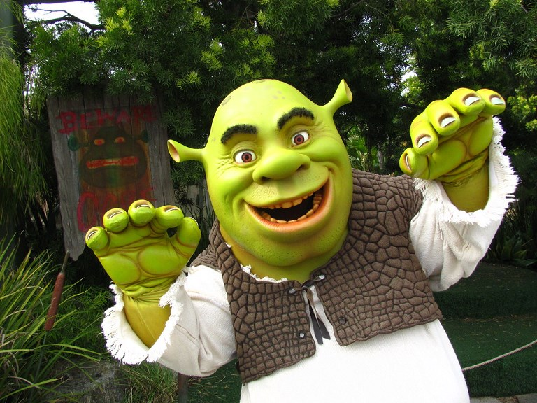 merlin pass london Shrek Adventure's