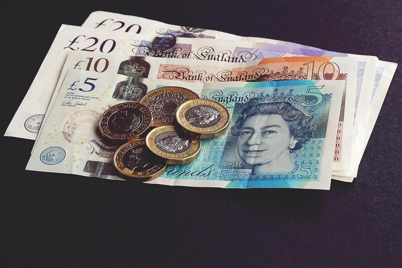 British money info