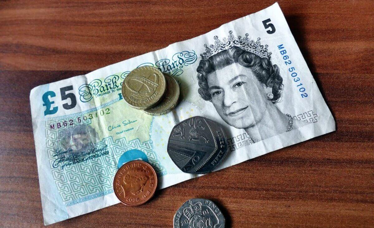 UK currency rate