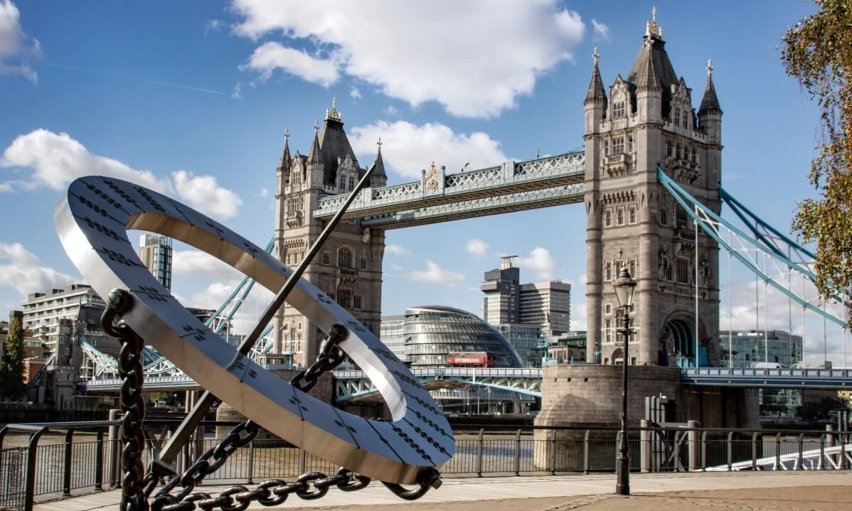 London in June