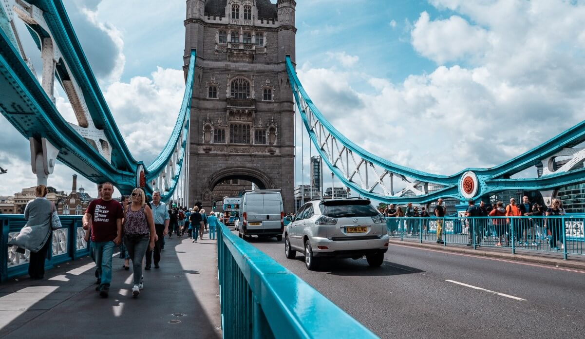 Visiting London in July