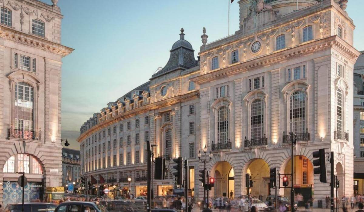 @booking.com hotel Cafe Royal luxury